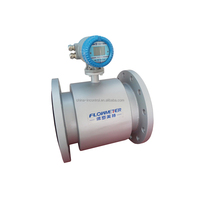 Stainless Steel Electric Flow Meter For Sulfuric Acid