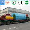 commercial pyrolysis business recycling plastic for money in oil diesel production