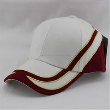Customized High Quality 100% Cotton Twill Baseball Cap