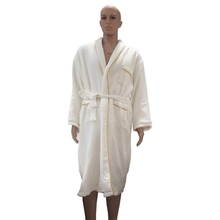 high quality fashionable wholesale waffle bathrobe