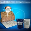 RTV-2 molding silicone rubber for casting molds making