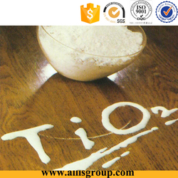 High performance titanium oxide paint with competitive price