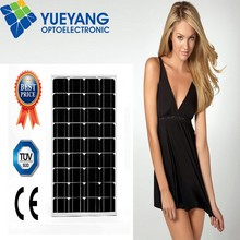China best pv supplier bluesun top quality good price poly 50w solar panel with CE TUV UL certificate