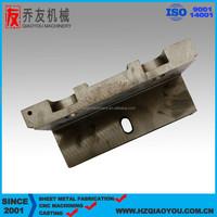 Big size high pricecison CNC machining parts