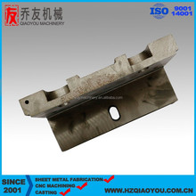 Big size high pricecison CNC parts