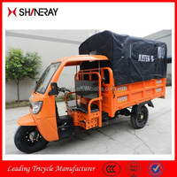 300cc New Cabin Cargo Tricycle/Trike Wheel Motorcycle/ Three Wheel Motorcycle
