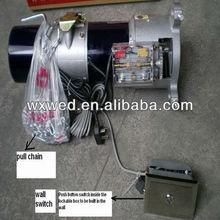 600kgs electric motor for garage door