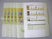 A3,A4,A5 restaurant food menu printing service