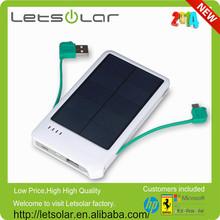 30000mah dual usb portable solar panel power bank