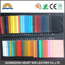 Precio bajo de la alta calidad de cuero bordado