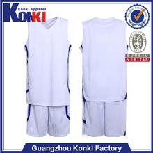 High quality casual sportswear customized basketball clothing