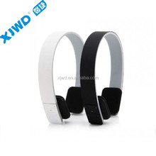 Newest bluetooth headphone stero music play back hands free and track control