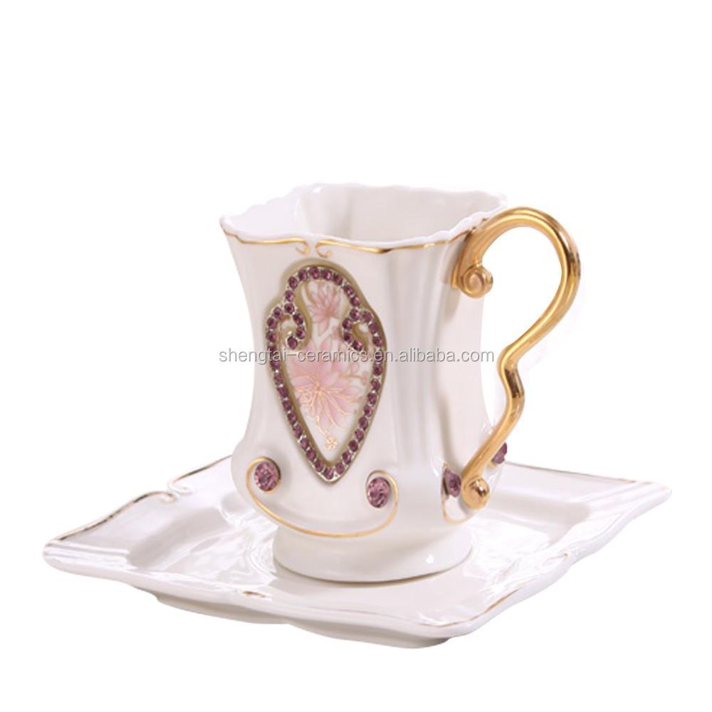 bone china porcelain tea coffee cup and saucer sets buy. Black Bedroom Furniture Sets. Home Design Ideas