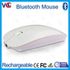 VML-09 latest cpi switchable bluetooth rechargeable wireless mouse
