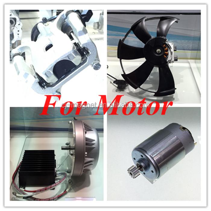 Permanent Brushless Motor Magnets For Wind Power Eps