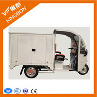 cargo tricycle for adult from china electric mini van for sale