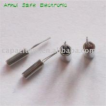 Credit Quartz Range Cylinder Crystal Q-308 Q206 MHz