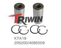 K19 piston pin for diesel engine parts piston 4095009 with high quality and cheap price for sale