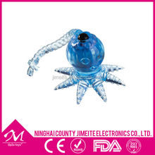 Octopus shaped masturbator dildo sex toy for women