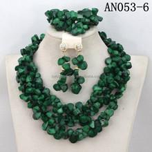 2015 turquoise bridal jewelry set,fashion jewelry beads set on online store