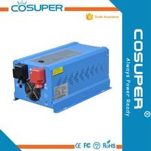 1500w inverter 12v dc to 220v ac inverter power inverter with charger solar panel system