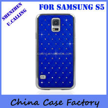 Hot Selling Hard Case Cover Diamond Case For Samsung Galaxy S5