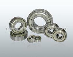 Free sample miniature motorcycle steering bearings
