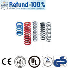 support sample order spring steel wire en 10270-1 sh canted coil spring diesel engine