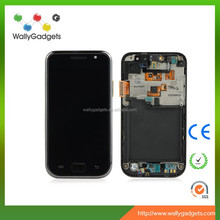blue High quality with frame lcd with touch screen for Samsung Galaxy S3 i9300 lcd