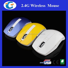 Corporate Gift Optical Mouse Laptop Wireless Mouse For PC GET-M2419