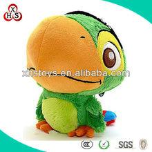 Fanny Custom Cute Animal Promotional soft lovely stuffed bird