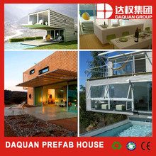 Wuhan daquan brand ISO house container, shipping container house kit,container house in africa with ce,iso