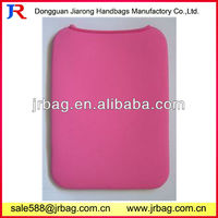 Pink School Girls Tablet Opened Neoprene Bags
