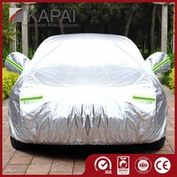 Multi-function Vehicle UV Sunshade Waterproof Dustproof Fabric Car Cover