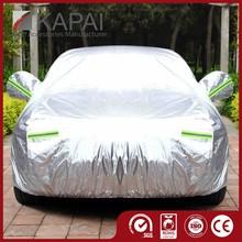 Multi-function Vehicle UV Sunshade Waterproof Dustproof Fabric Car Cover