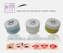 Eyebrow and Lips Tattoo Aftercare Cream Skin Recovery