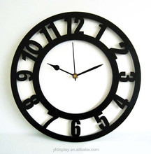 Popular Acrylic Wall Clock For Home Decoration