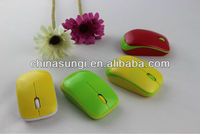 2013 high quality latest model cute wired computer mini optical mouse