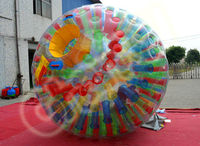 New Design inflatable zorb ball/ giant inflatable ball/ body zorb ball