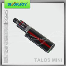 China hot selling box mod mini SMOKJOY TALOS MINI japan wholesale electronics,come with Ti 0.4 sub ohm coil