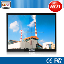 """4.5 inch tft-lcd monitor 15"""" monitor touch industry machine with DVI input"""