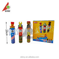 Colorful summer toy 3 colors cannons the most powerful water gun