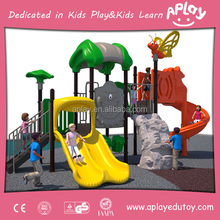 Sports and entertainment Aplay playground set kids outdoor playhouse children toy