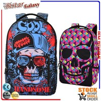 The most fashionable canvas multi-function camera bag campus school backpack Bistar Galaxy BBP302