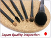 Various type of high quality eyebrow cosmetic brush set