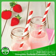Christmas Occasion and Party Supplies Type Drinking paper straws