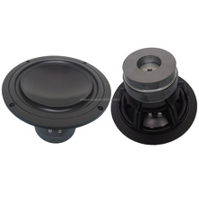 Factory supply home audio system aluminum basket 8 inch woofer