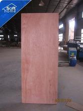okoume veneer plywood door