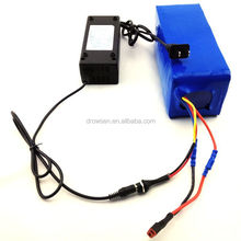 electric vehicle battery pack 24v 50ah