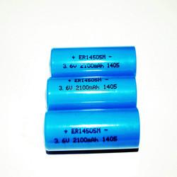 3.6v lithium battery /li-soci2 battery aa /3.6v lithium battery er14505m